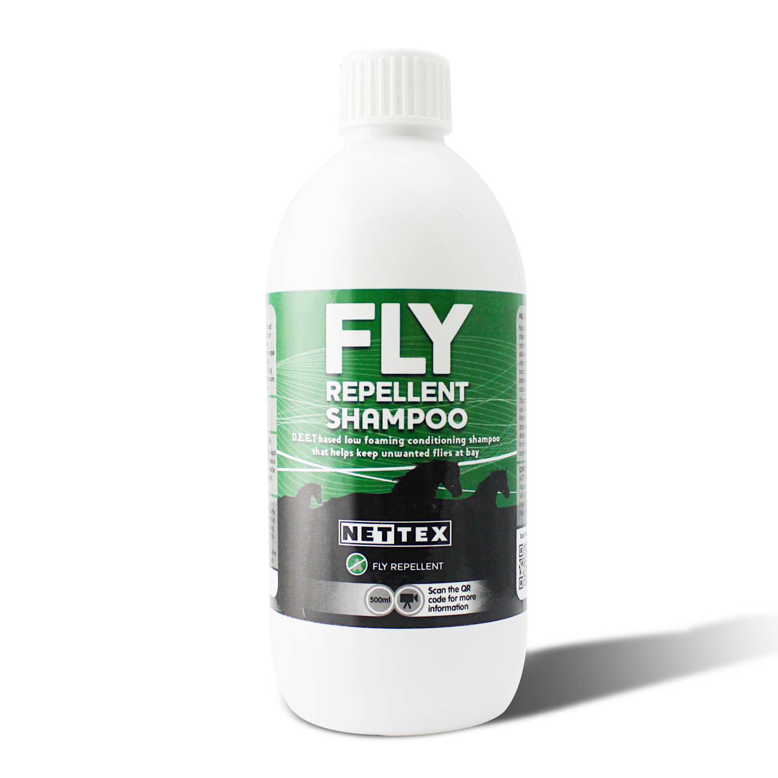 Nettex Fly Repellent Shampoo 500 ml