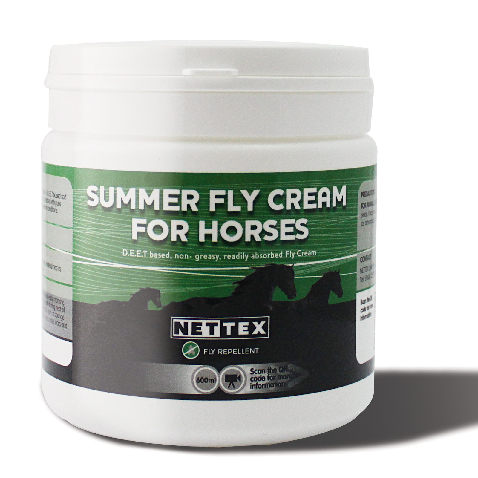 Nettex Summer Fly Cream för häst 600 ml