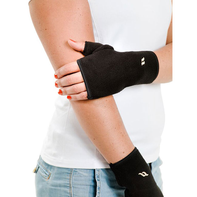 Back on Track Fleece Wrist Brace