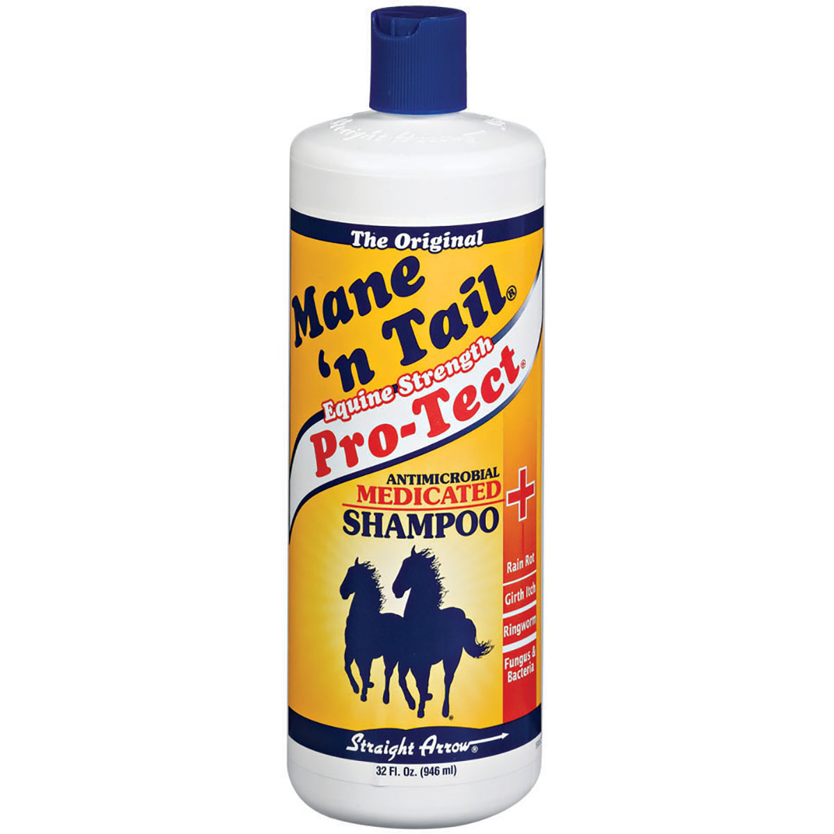 Mane 'n Tail Protect Medicated Shampoo 946 ml