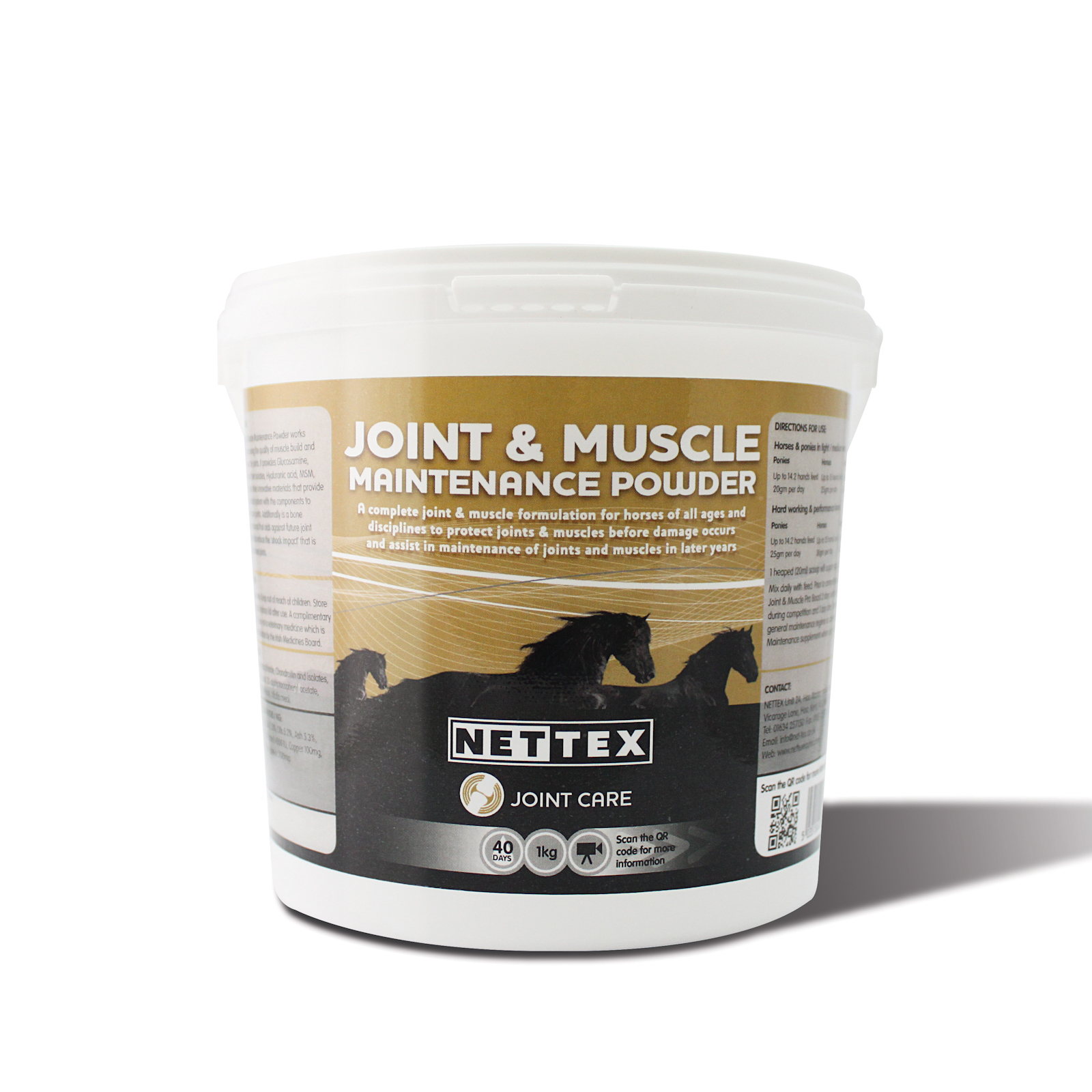 Nettex Joint & Muscle Maintenance Powder 1 kg
