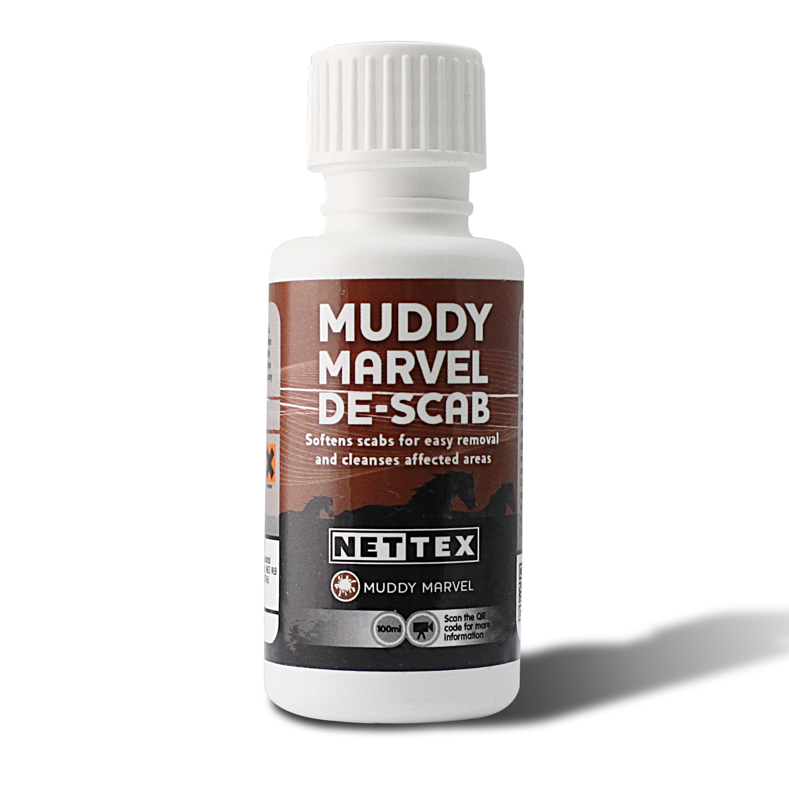 Nettex Muddy Marvel De-scab 100 ml