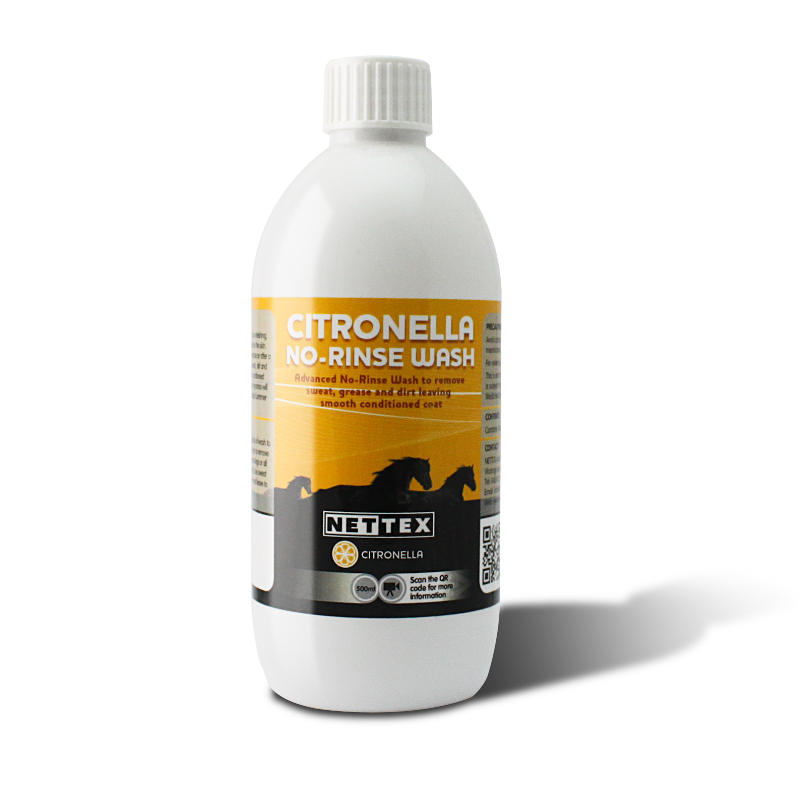Nettex Citronella No Rinse Wash 500 ml