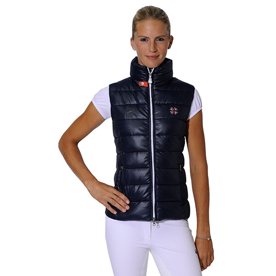 SPOOKS Emilia Light Vest navy