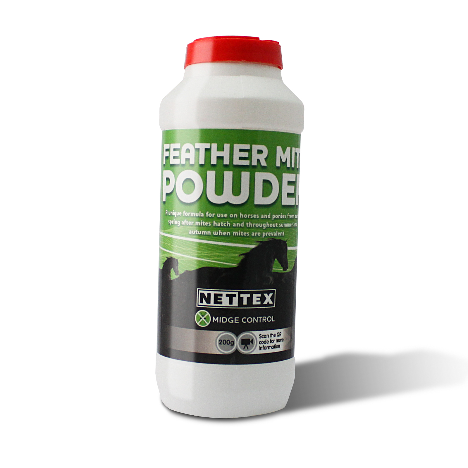 Nettex Feather Mite Powder 200 g
