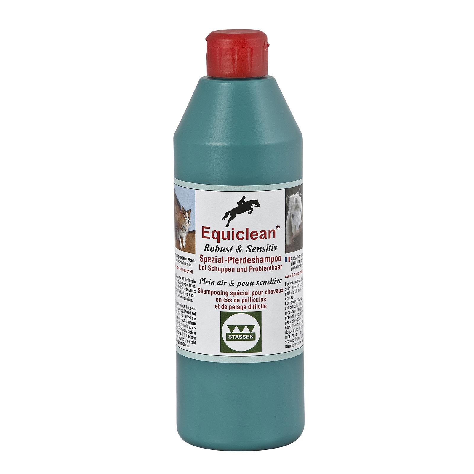 Stassek Equiclean Outdoor schampo 500 ml