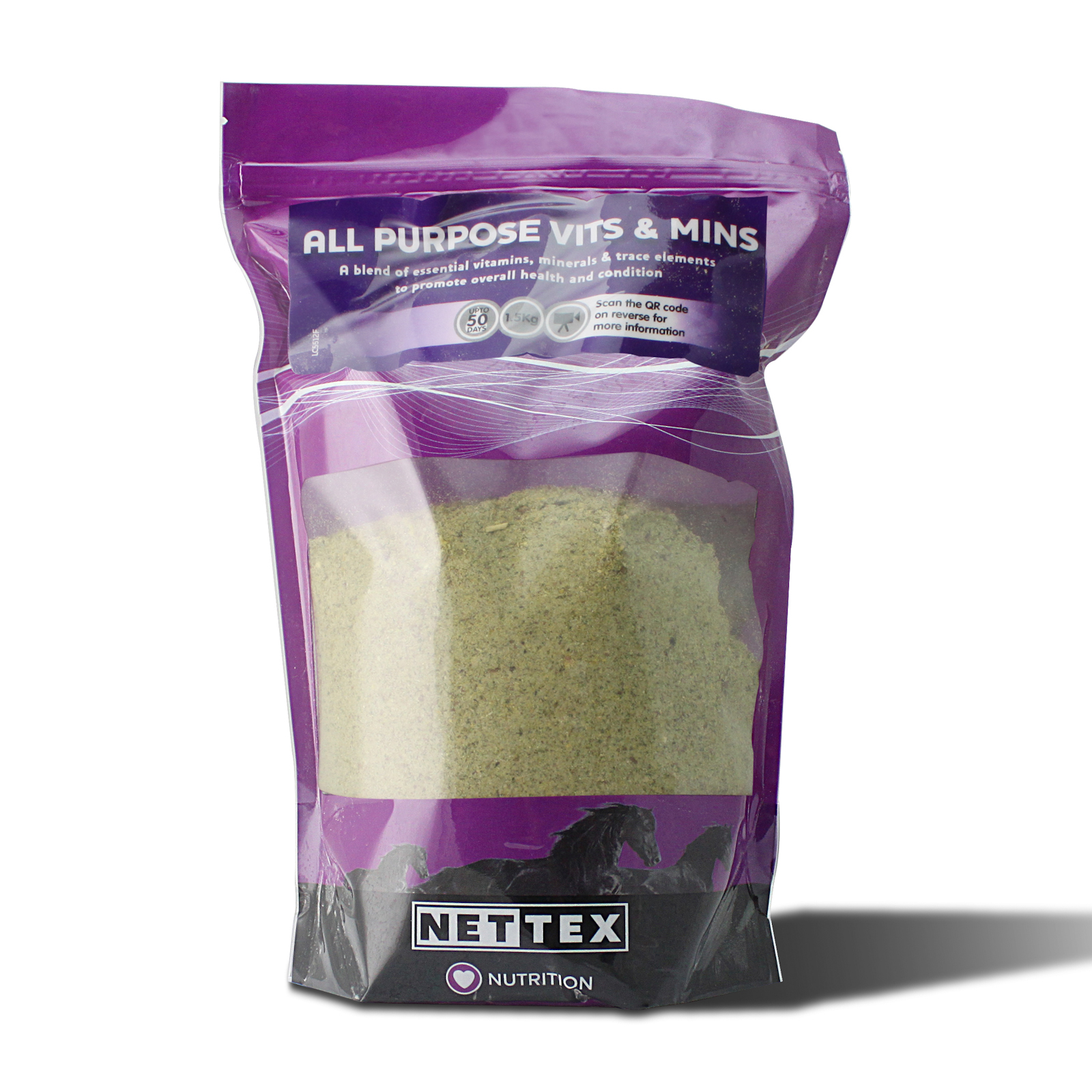 Nettex All purpose vits & Mins Supplement Pouch 1.5 kg