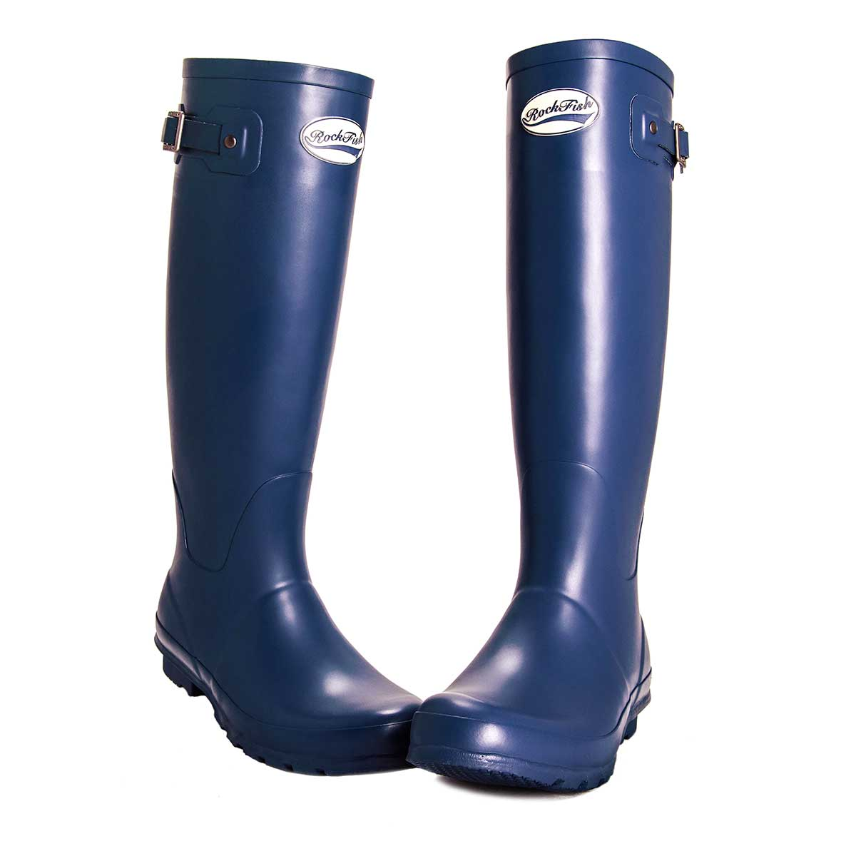 Rockfish Original Wellington Boots Tall Matt