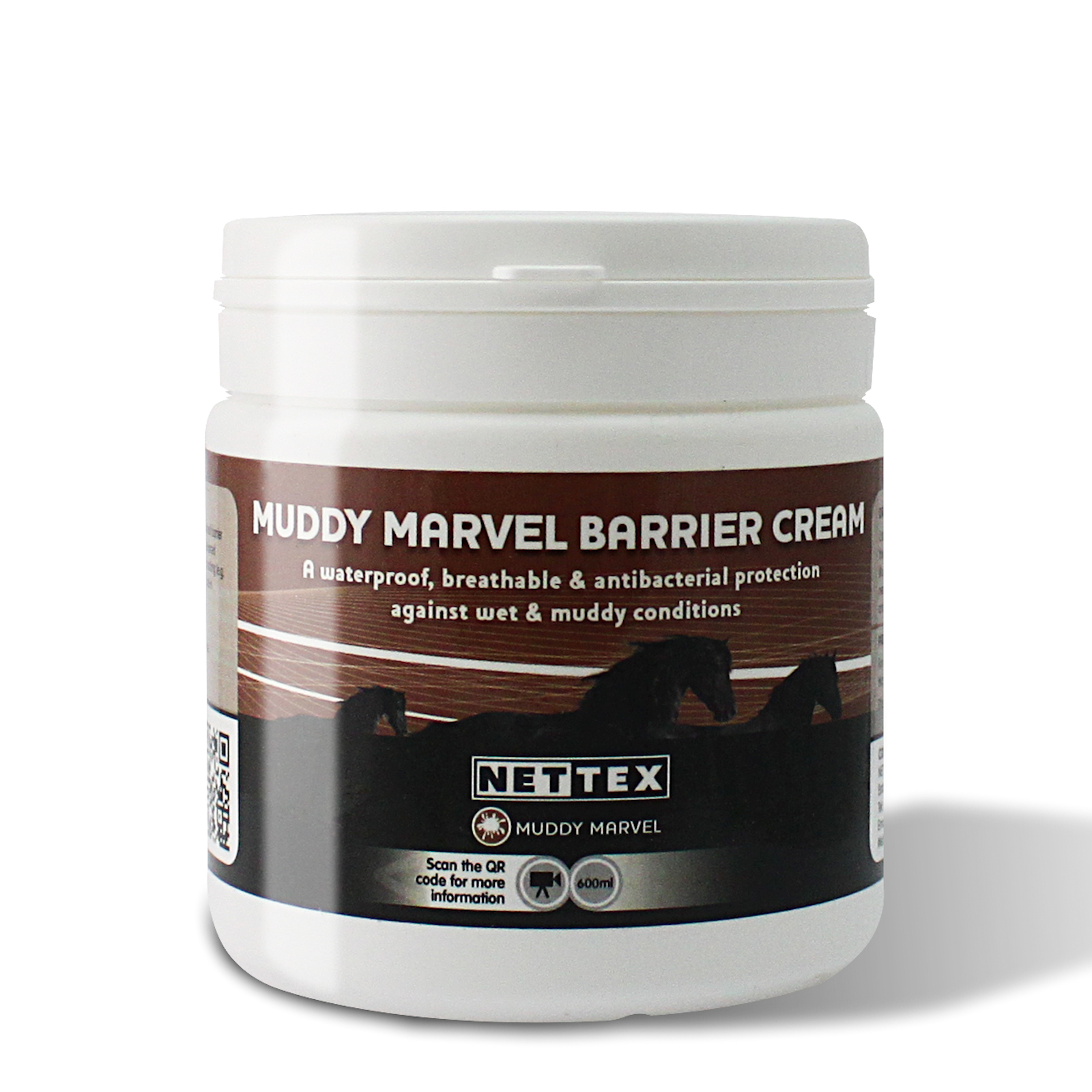 Nettex Muddy Marvel Barrier Cream 600 ml