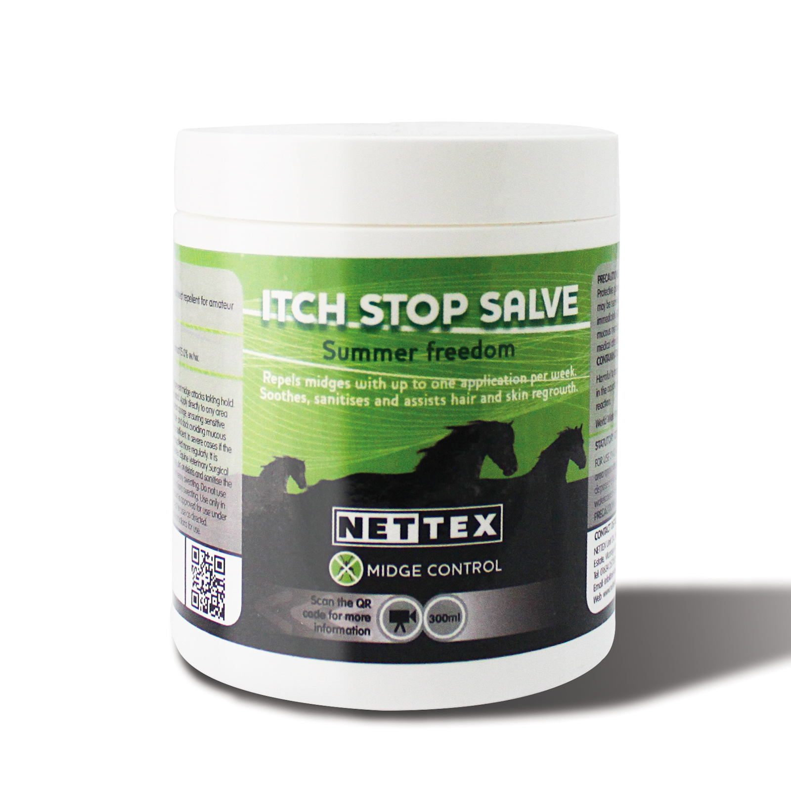 Nettex Itch Stop Salve -New Size Ny storlek 300 ml