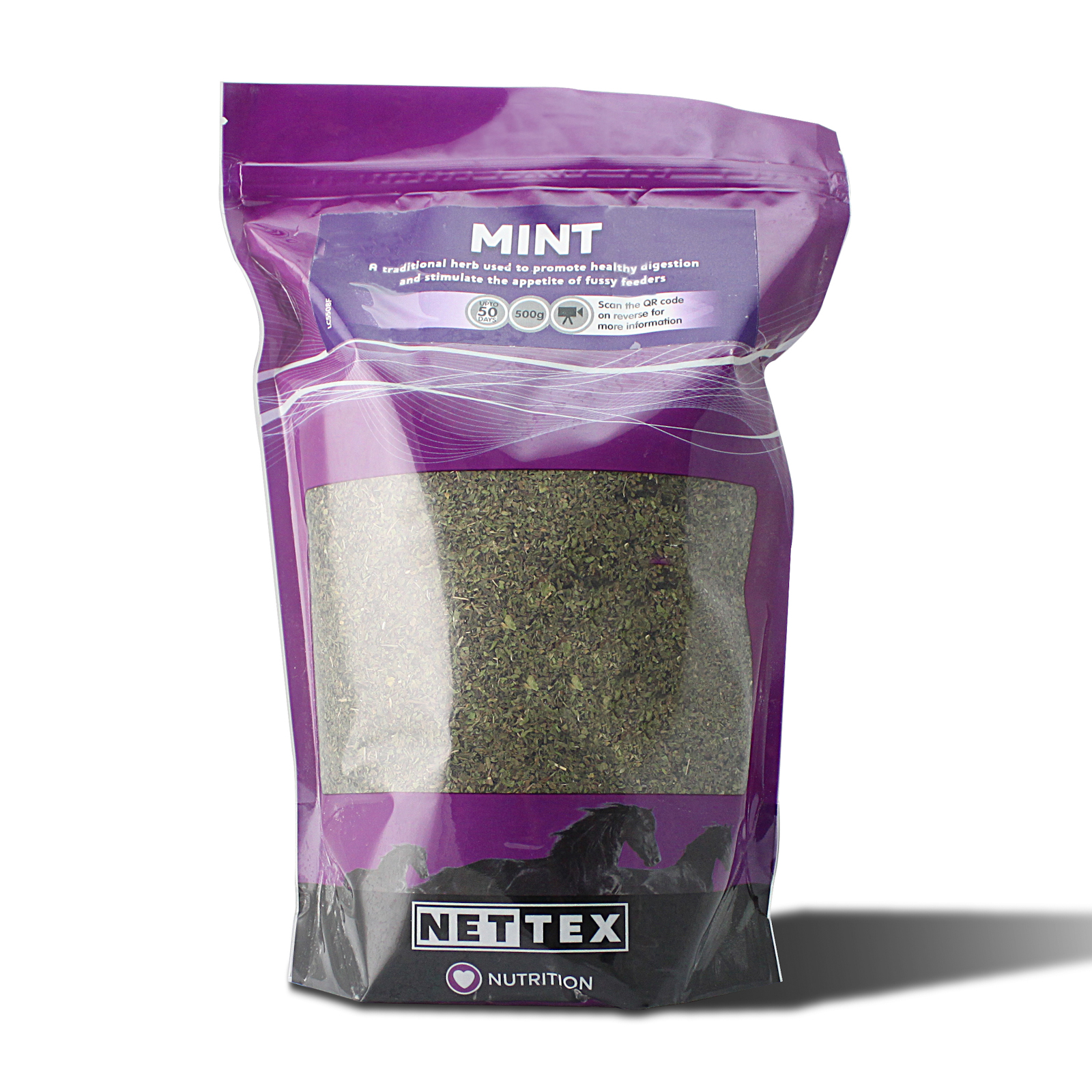 Nettex Mint Pouch – New 500 g