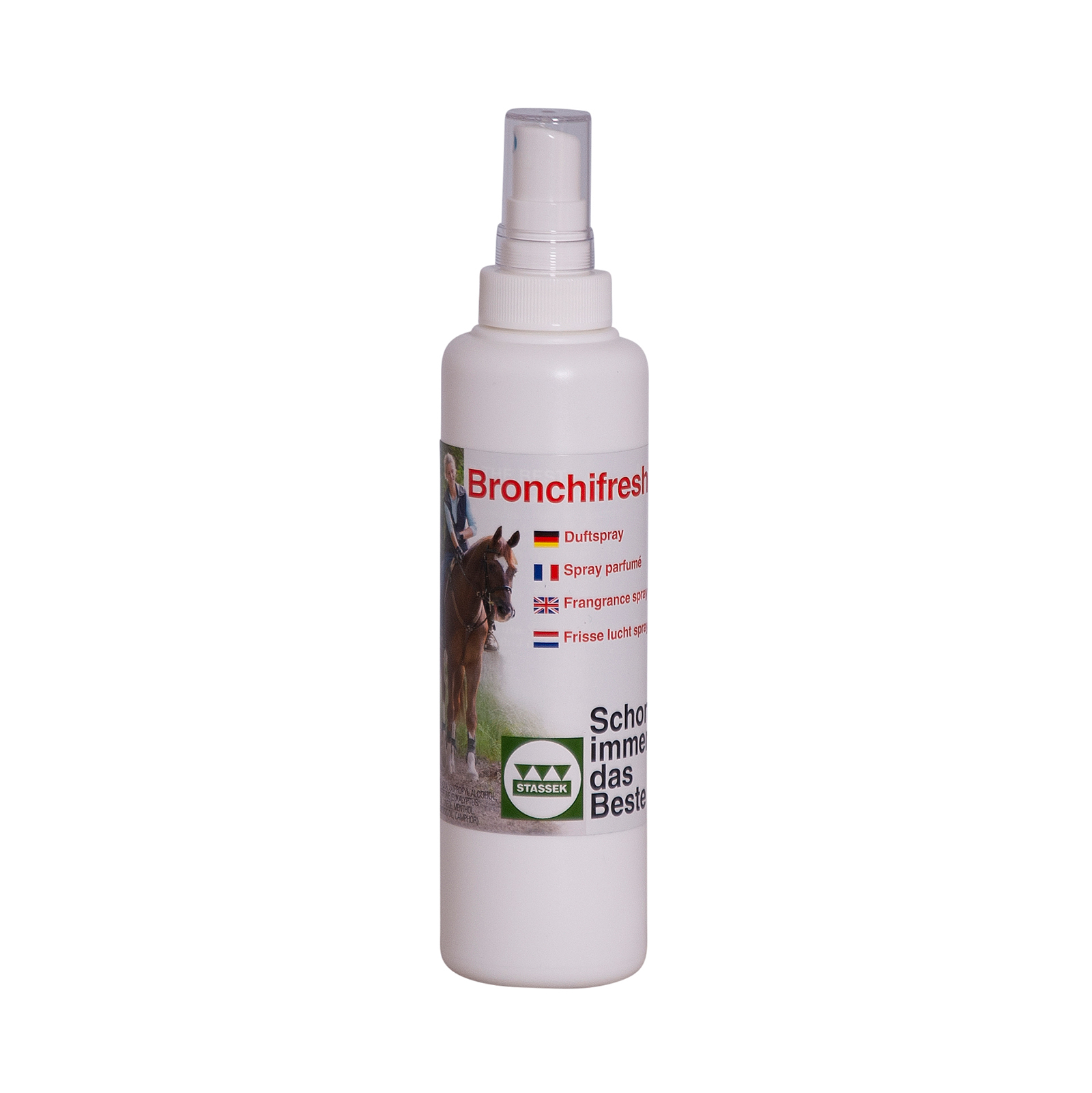 Stassek Bronchifresh Stallspray 250 ml