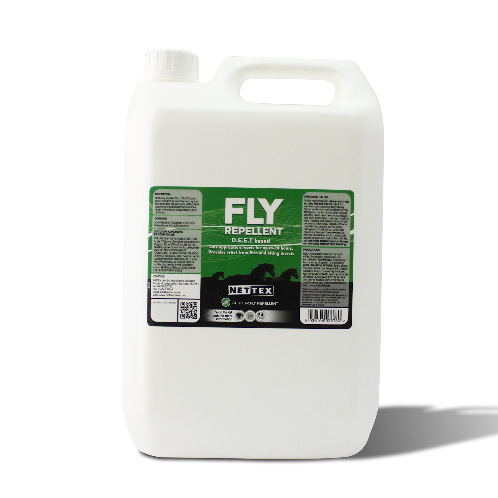 Nettex Fly Repellent Standard 5 L