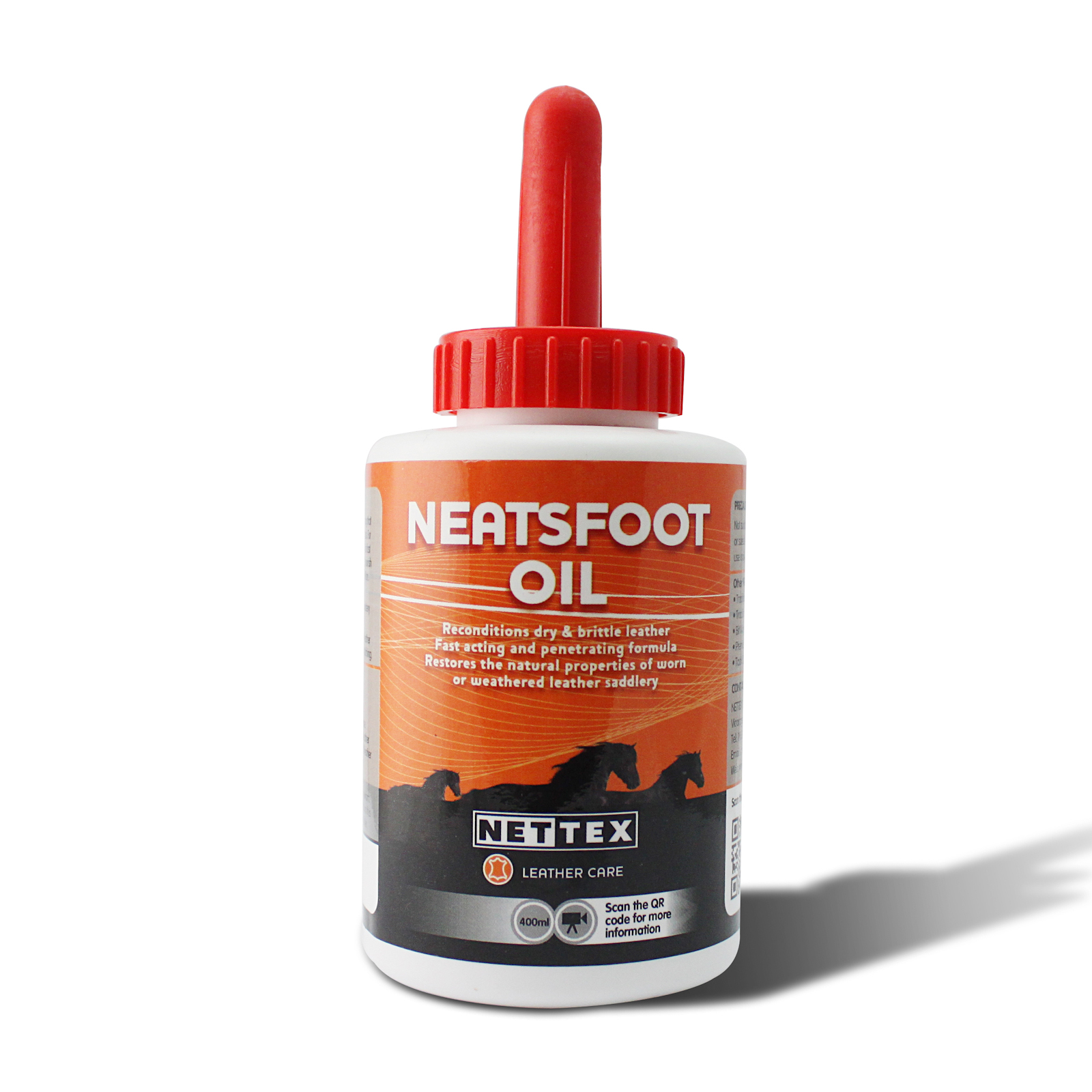 Nettex Neats Foot Oil 400 ml