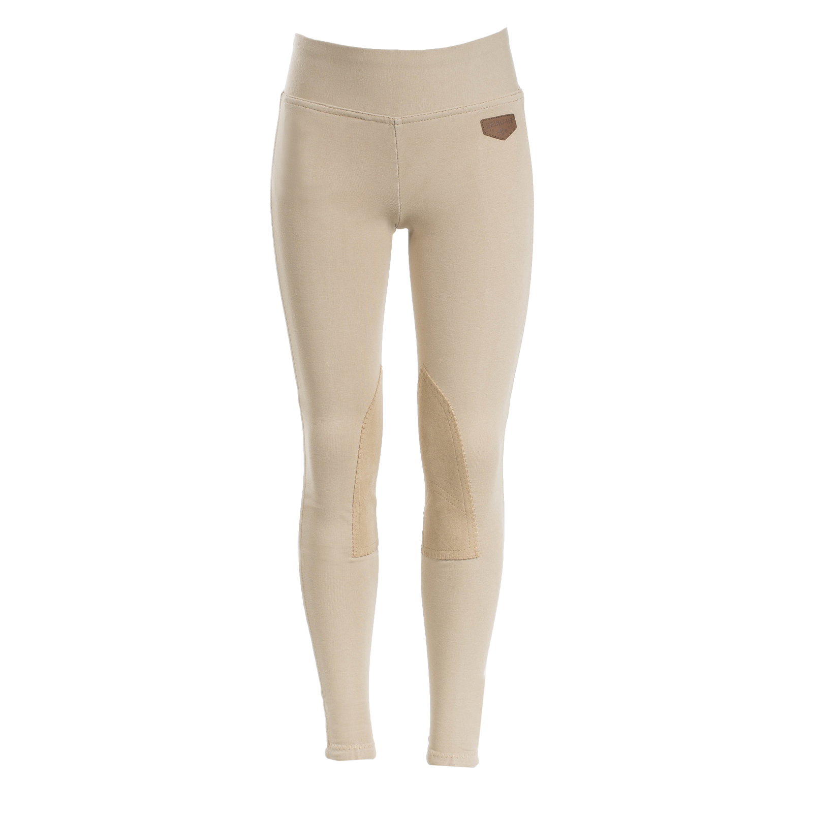 Horze Spirit Active knäskodda tights barn
