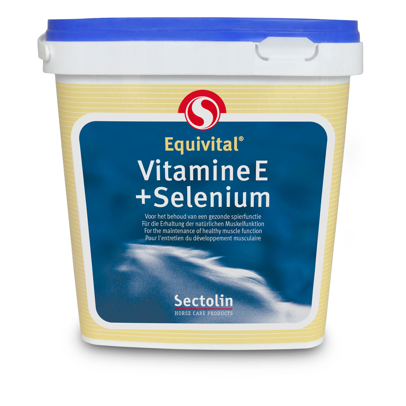 Sectolin Vitamin E + Selen 3 kg
