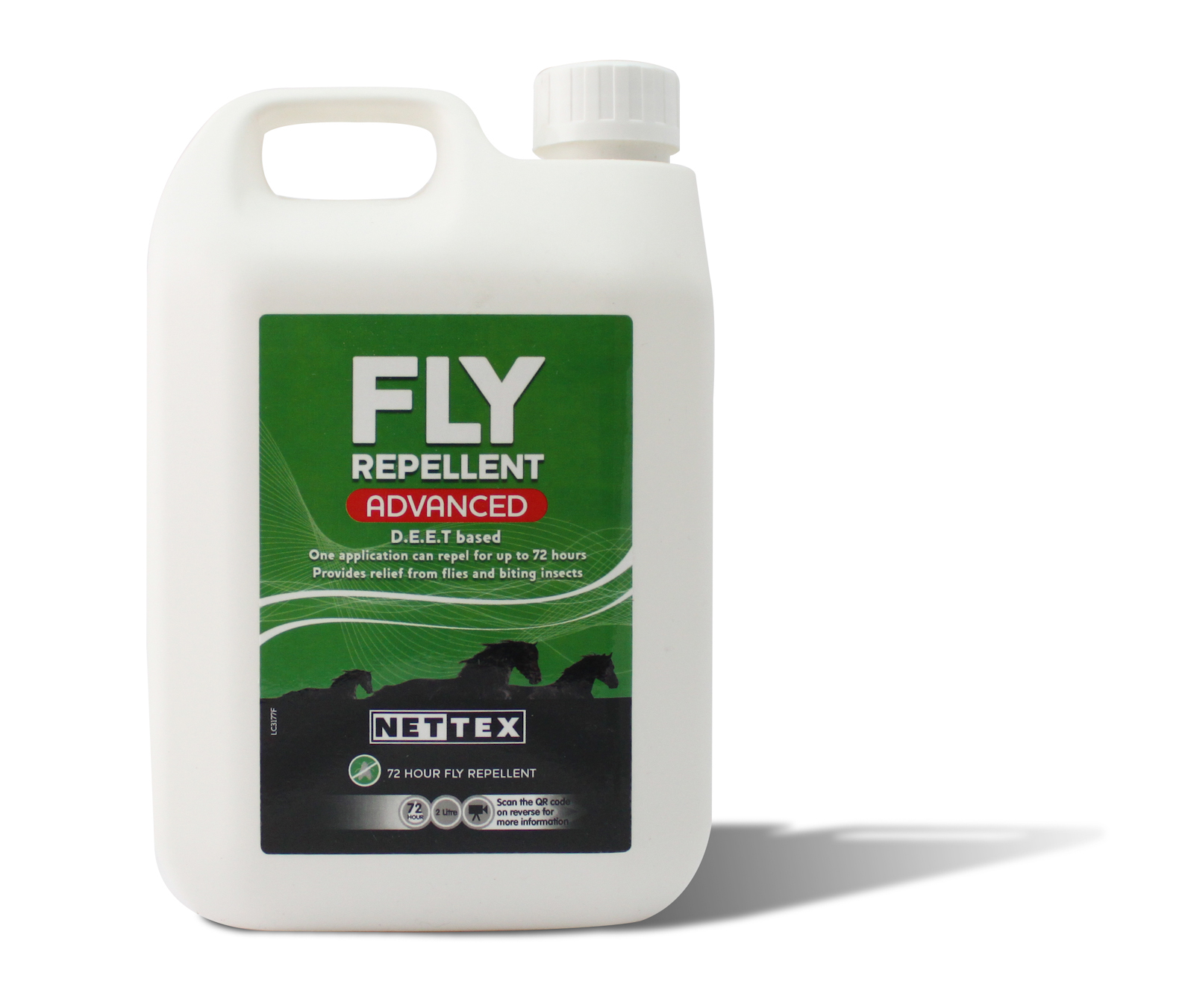 Nettex Fly Repellent Advanced 2 L
