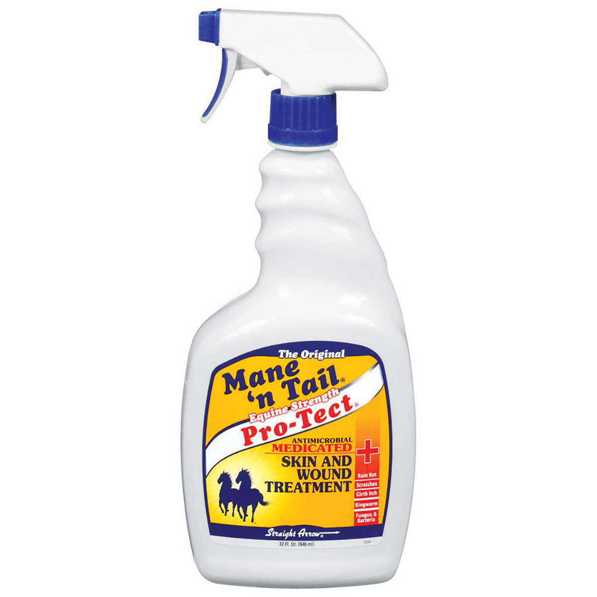 Mane 'n Tail Protect Medicated Spray 946 ml