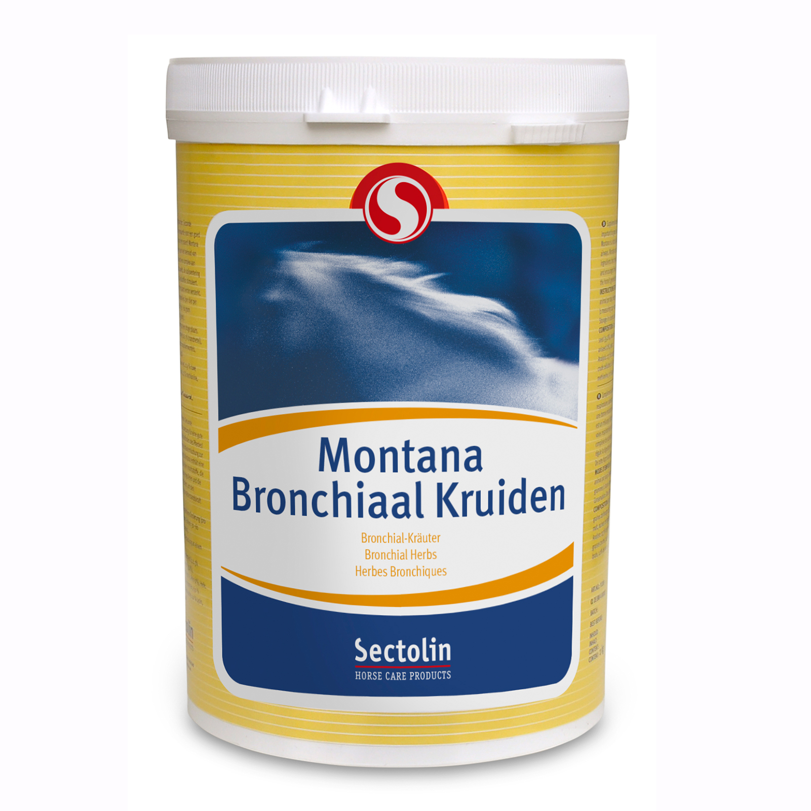 Sectolin Montana Bronchial Herbs 1 kg