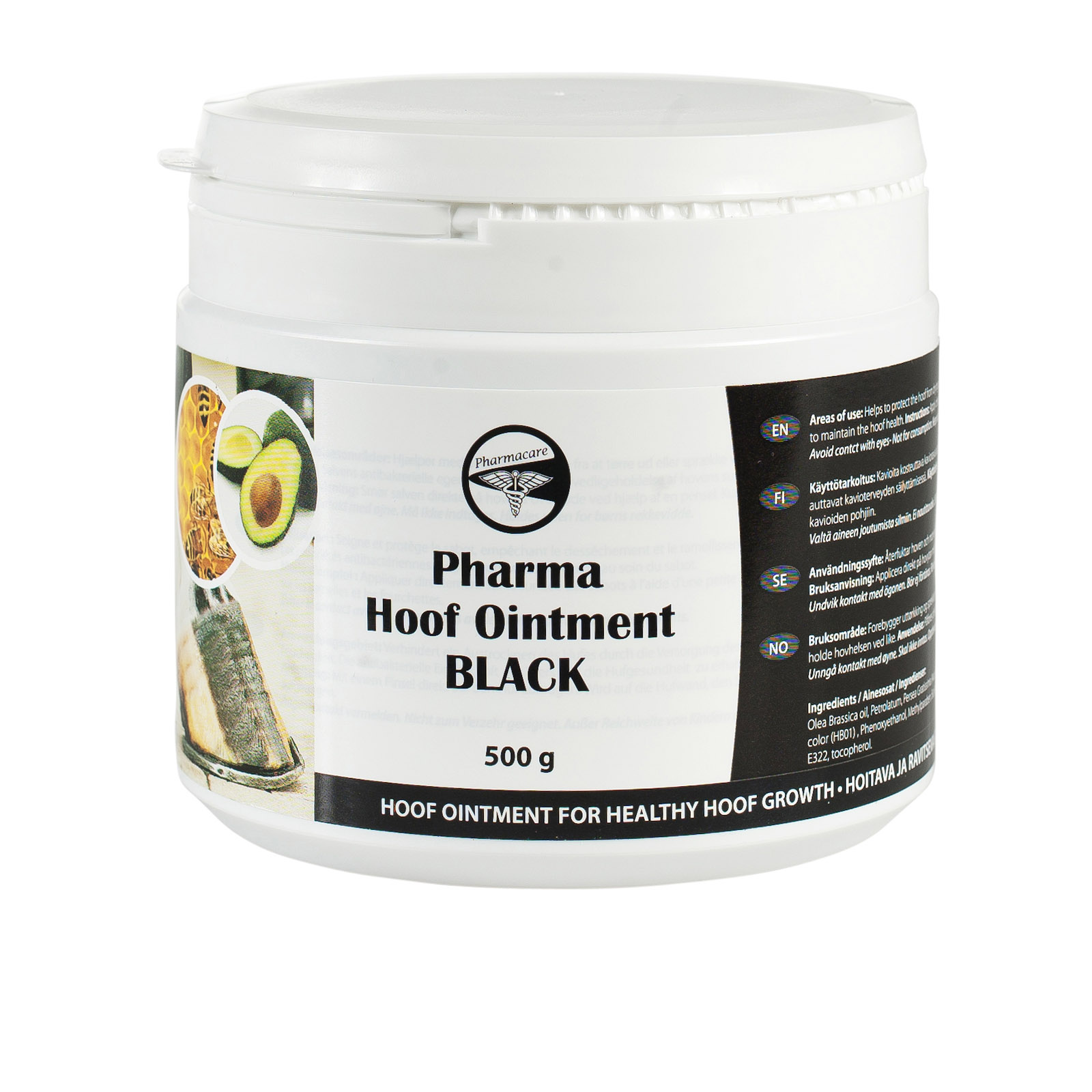 Pharma Hoof Ointment Black 500g