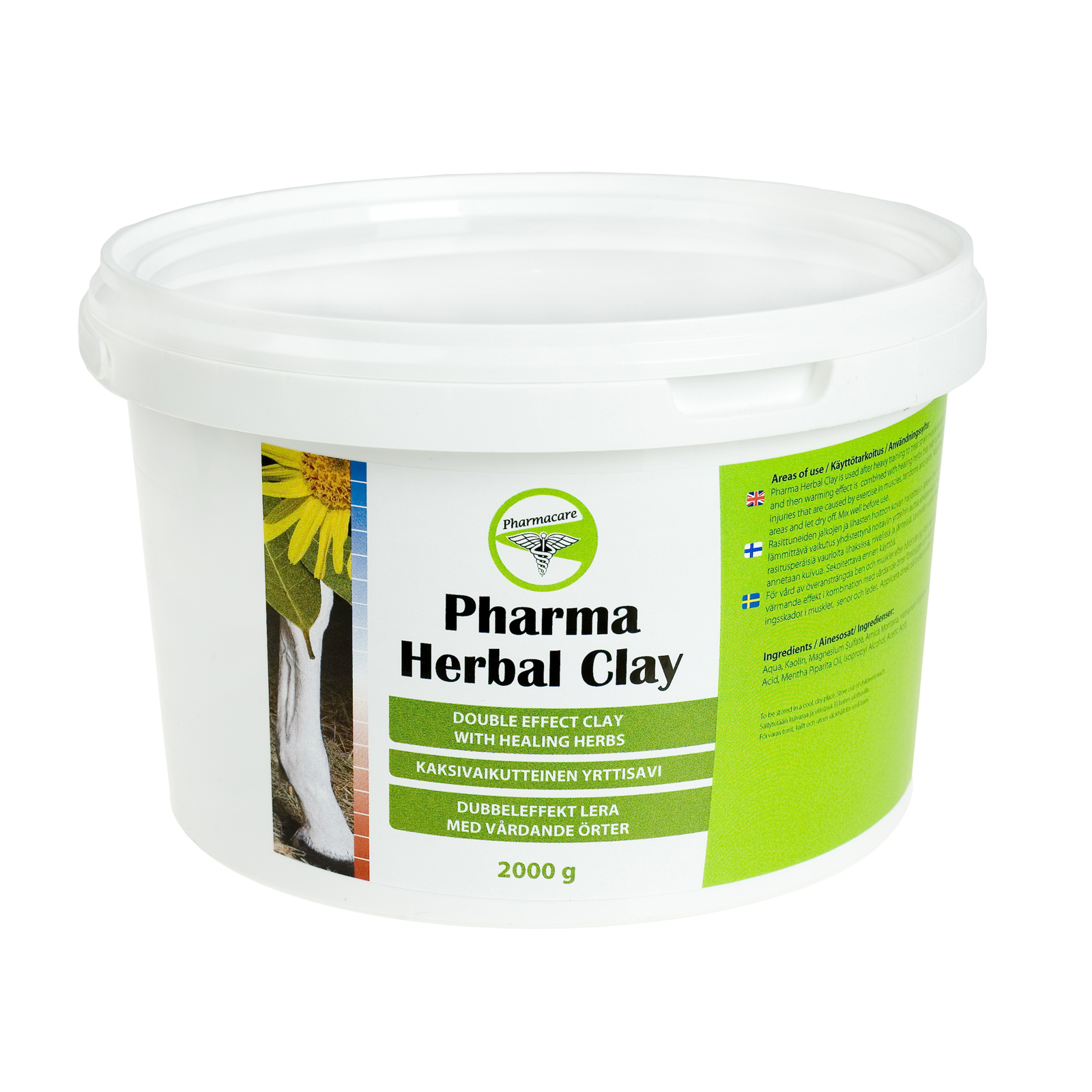 Pharma Herbal Clay 4x2kg