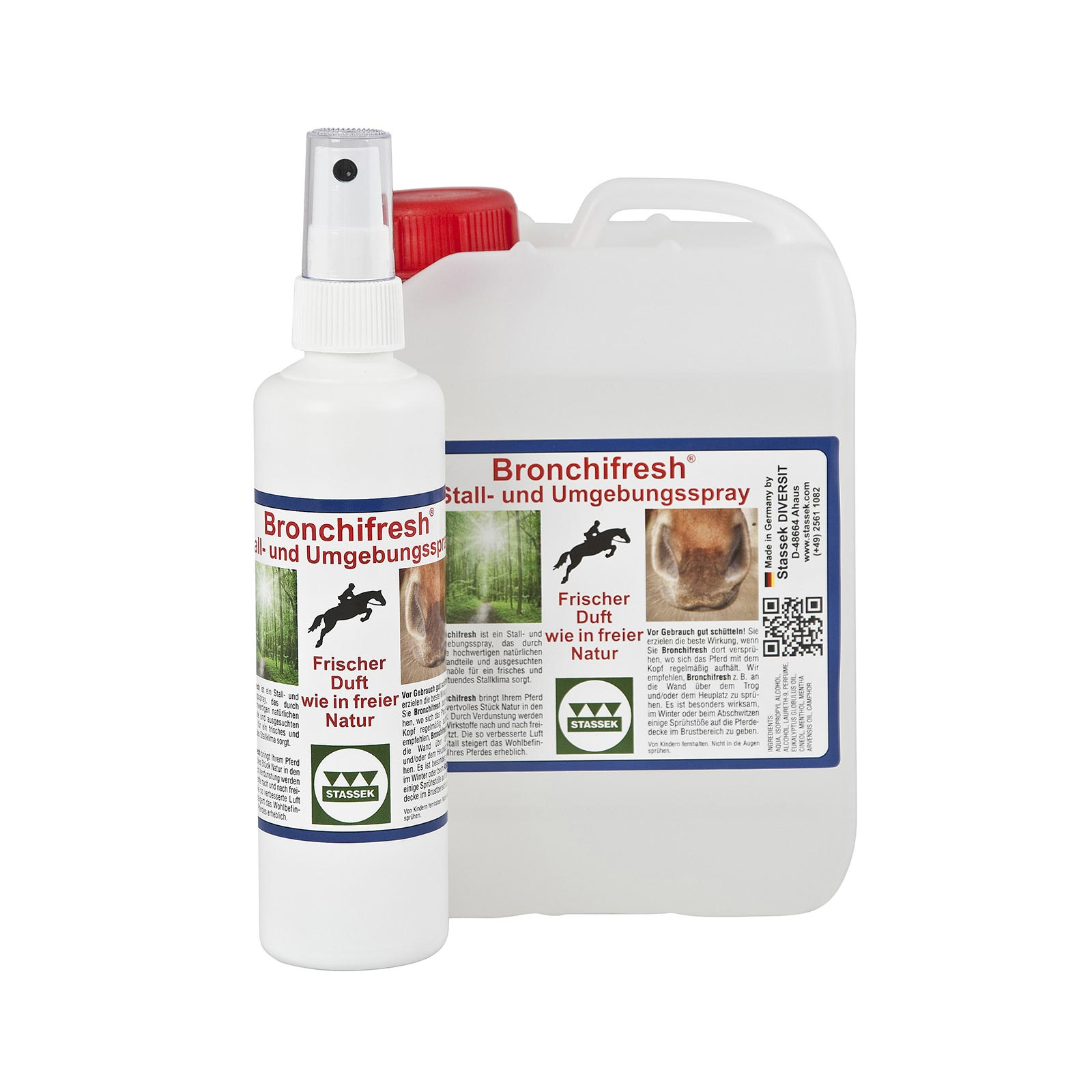 Stassek Bronchifresh Stallspray 2 liter
