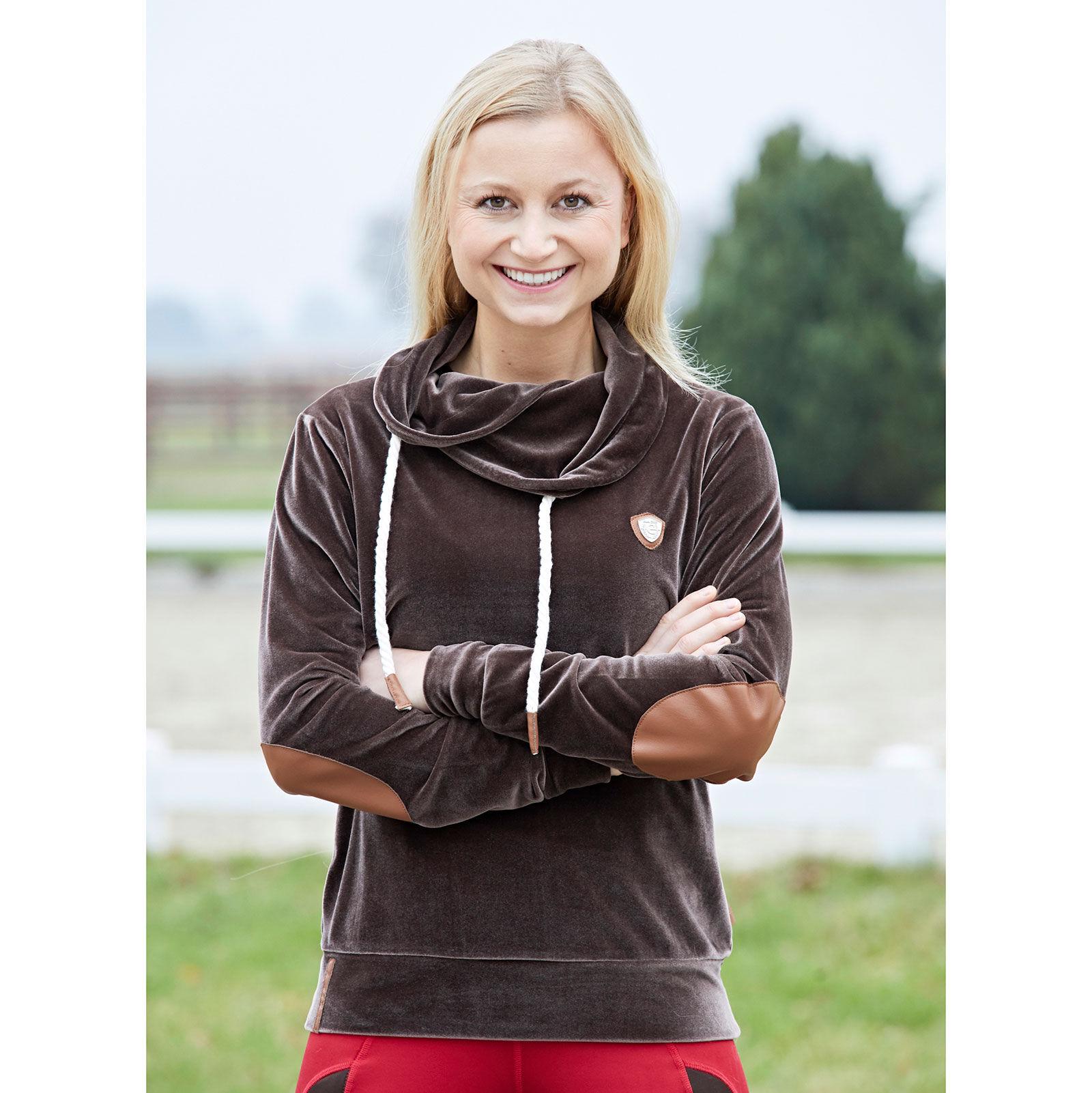 Köp Covalliero Dam rid sweatshirts online   Horze