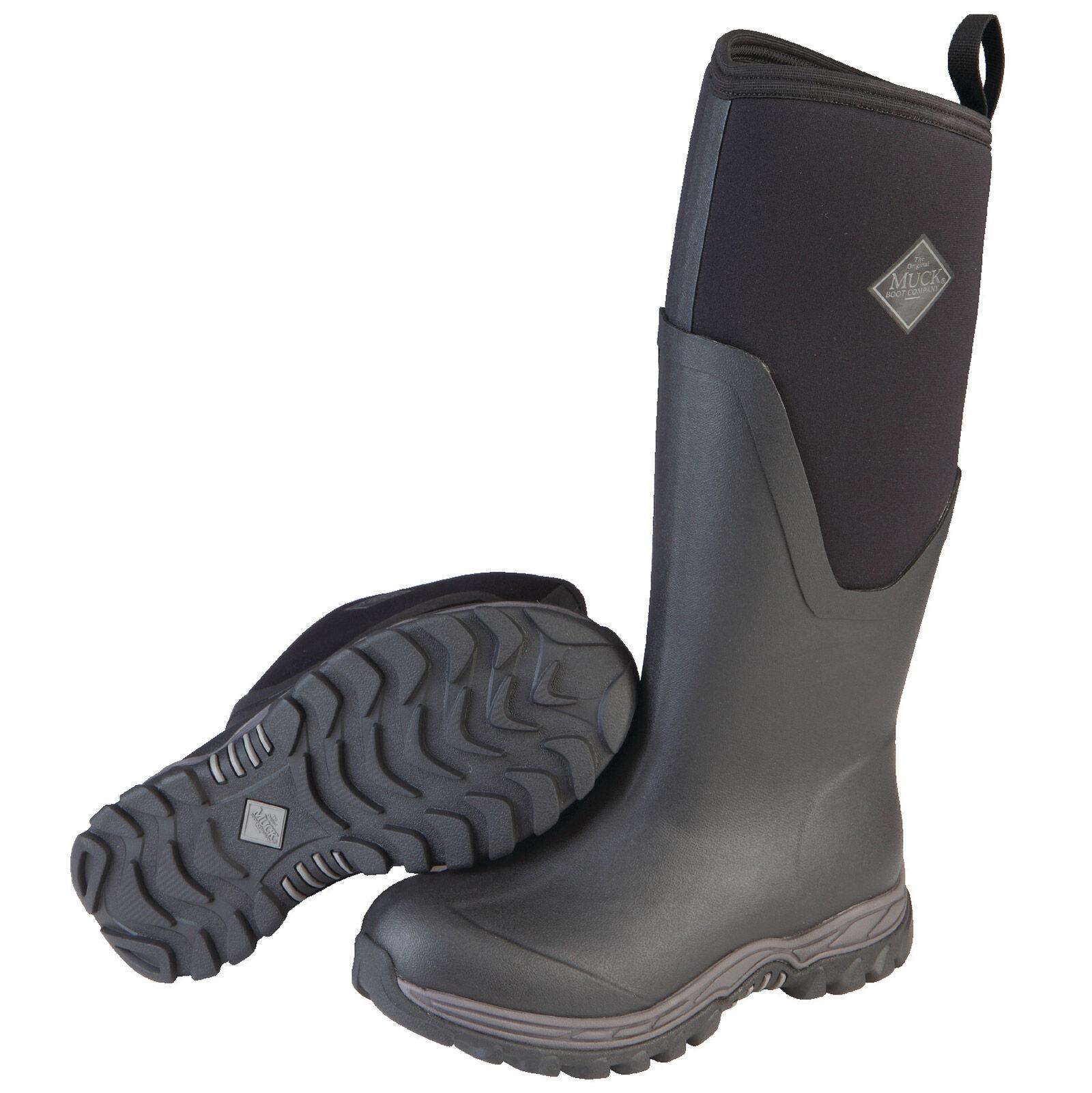 Stövel Muck Boot Arctic Sport, Svart – Muck